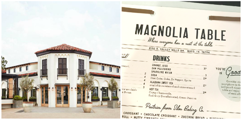 How To Recreate Joanna Gaines Magnolia Table Menus - Magnolia table restaurant