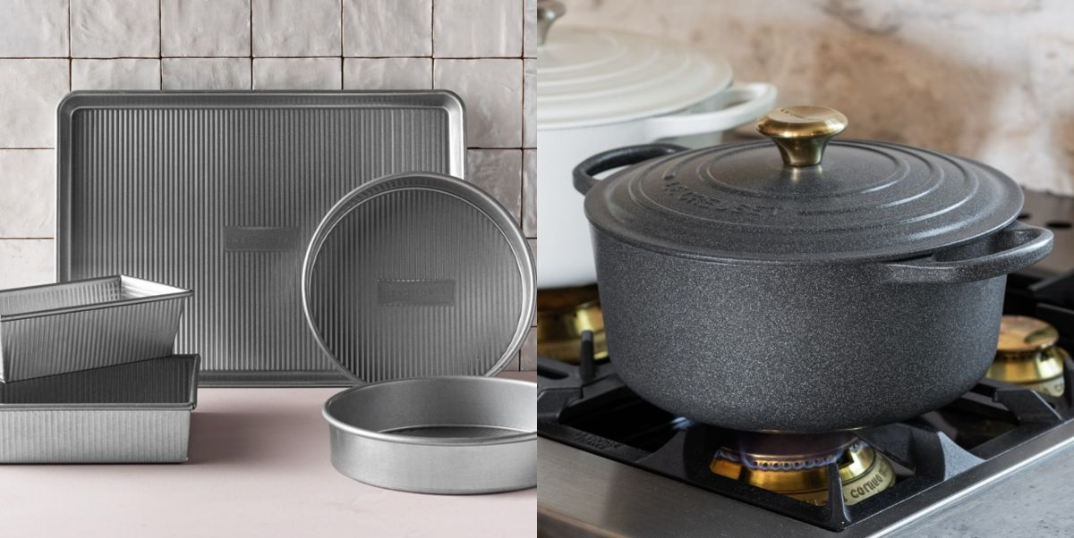 Magnolia's New Kitchen Collection Includes Heirloom Pieces From Brands Like Le Creuset and Staub