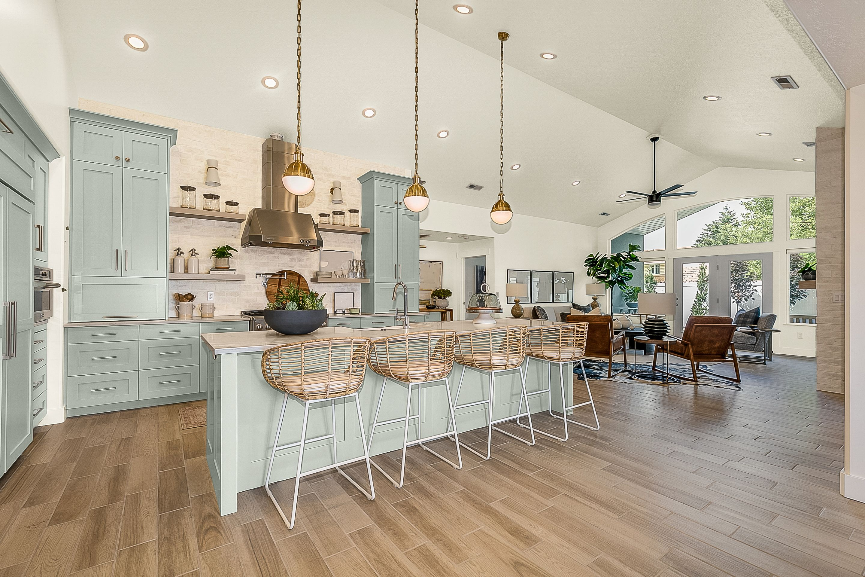 Joanna Gaines Shares Her Favorite Cozy Kitchen Color Combinations