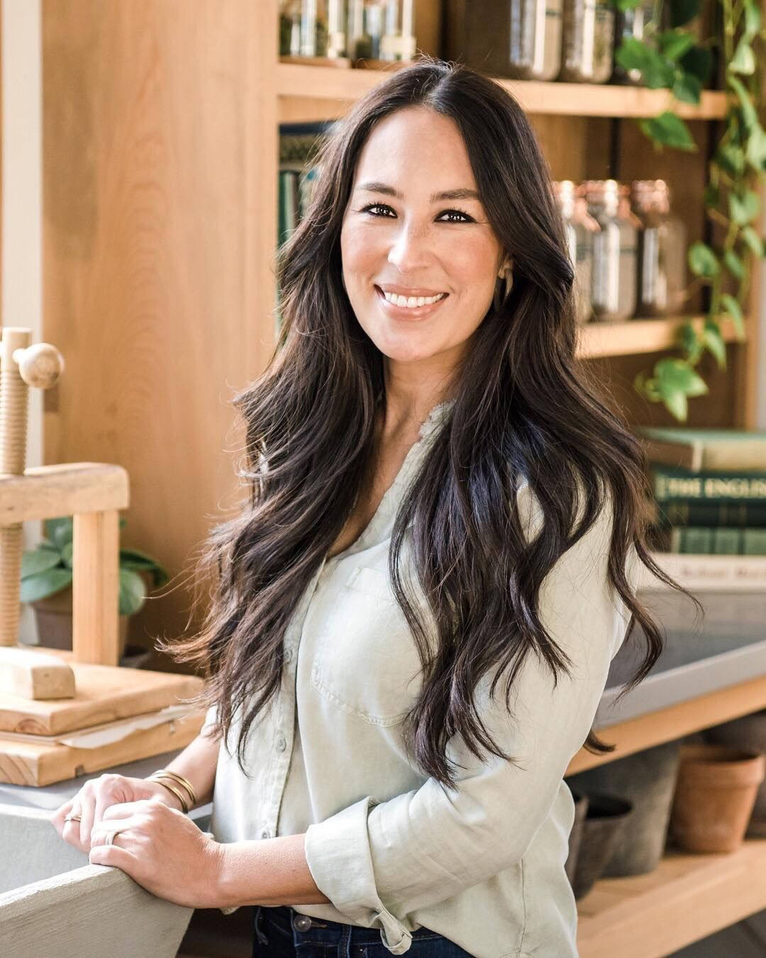 Joanna Gaines Just Released Magnolia Market's Fall Collection and We Want Everything