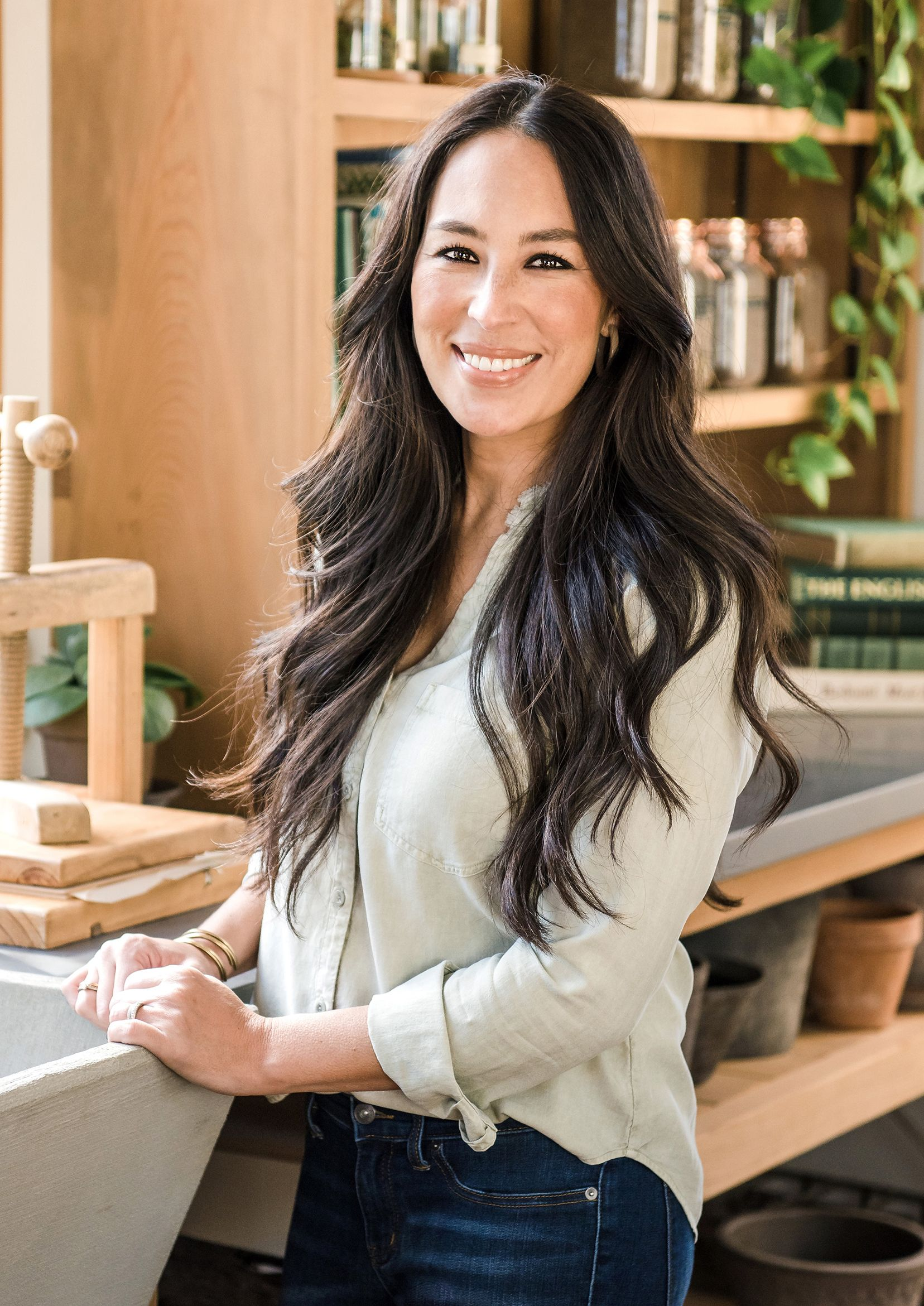 Joanna Gaines's Pregnancy Forced Her to Make a Major Change to One of Her New Projects