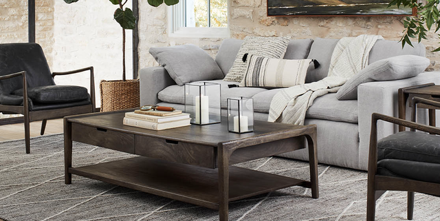Magnolia Just Dropped a New Furniture Collection With Sofas