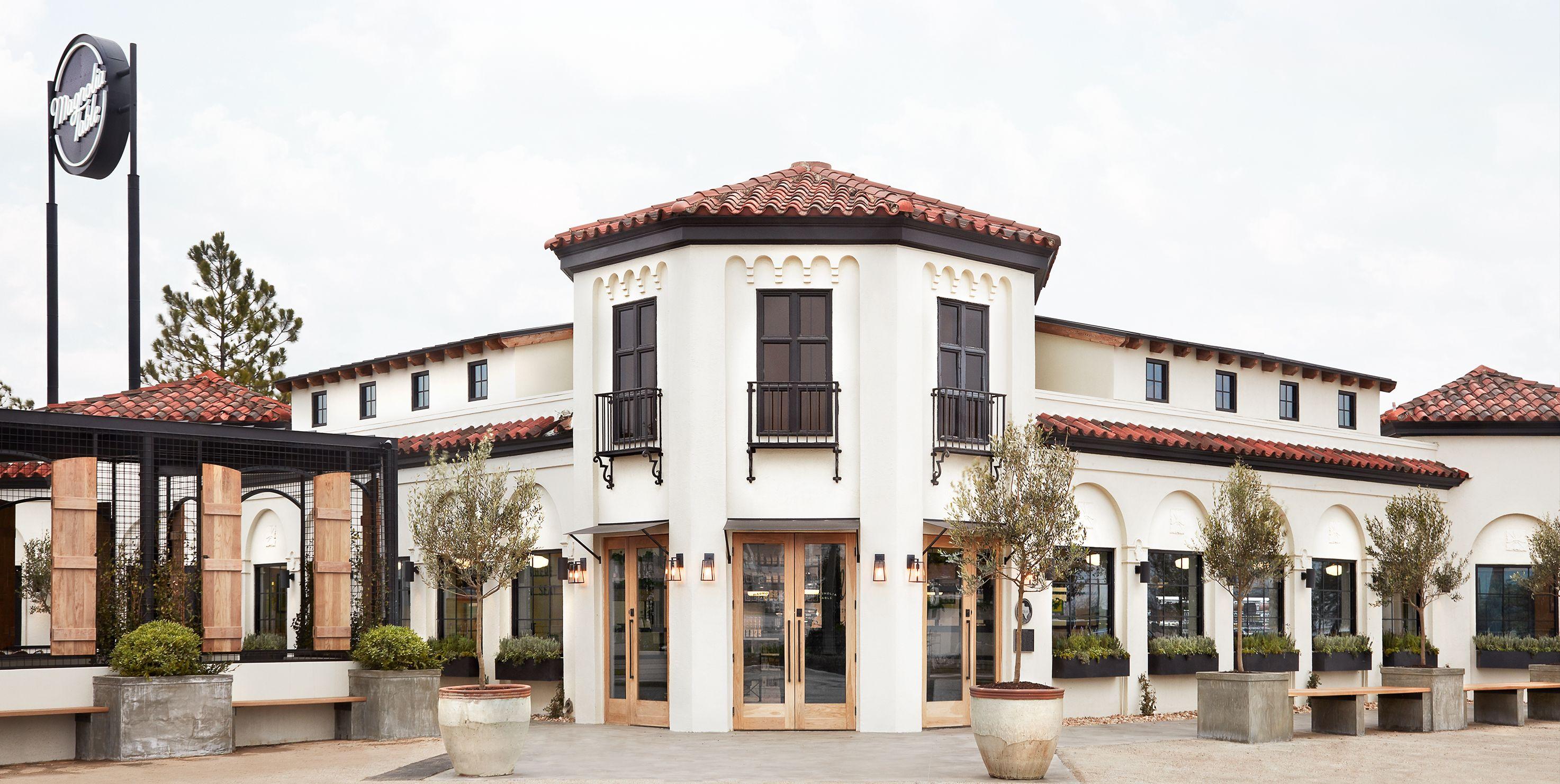 magnolia table restaurant photos