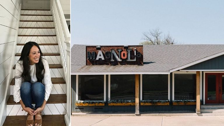 Magnolia Warehouse Shop Details - Joanna Gaines Reopens