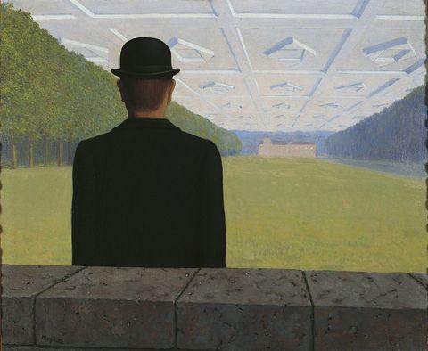 rené magritte, el gran siglo exposicion thyssen