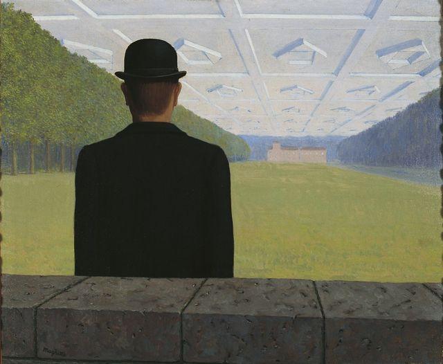 rené magritte, el gran siglo 1954