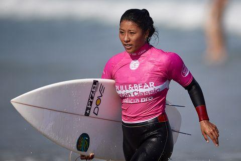 Pantin Classic Galicia Pro - World Surf League 前田マヒナ