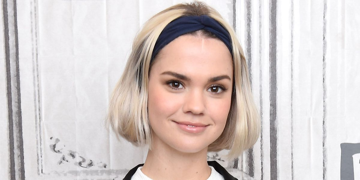 Good Trouble Maia Mitchell Talks The Fosters And Her
