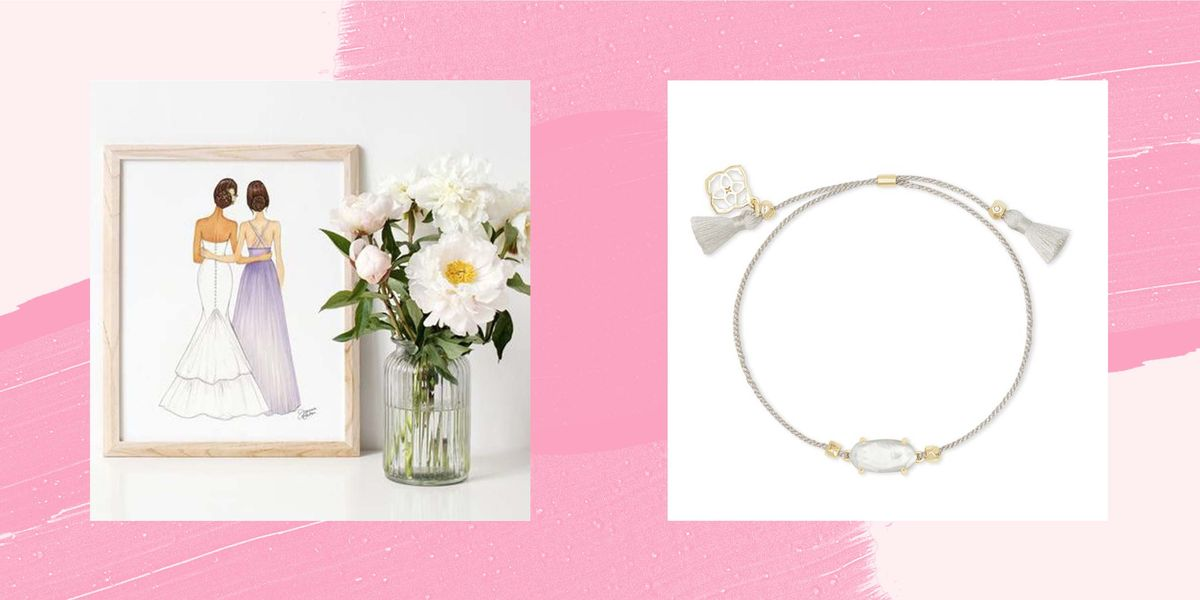 Maid of Honor Gifts That'll Have Her All Teary-Eyed