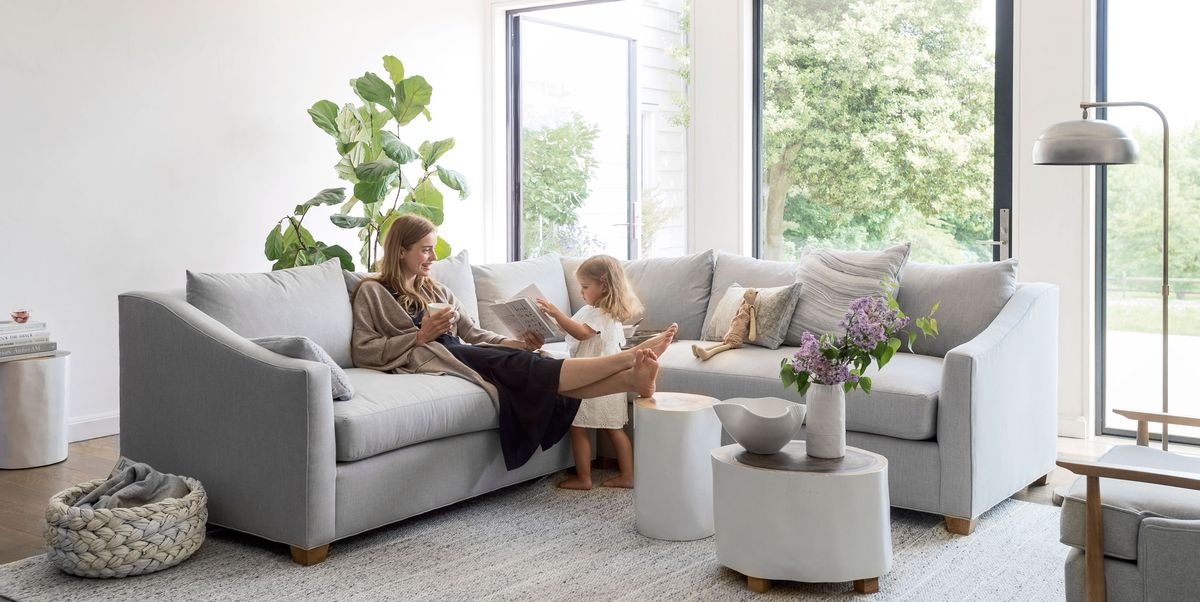 Maiden Home Makes Custom Sofas That Are Durable How