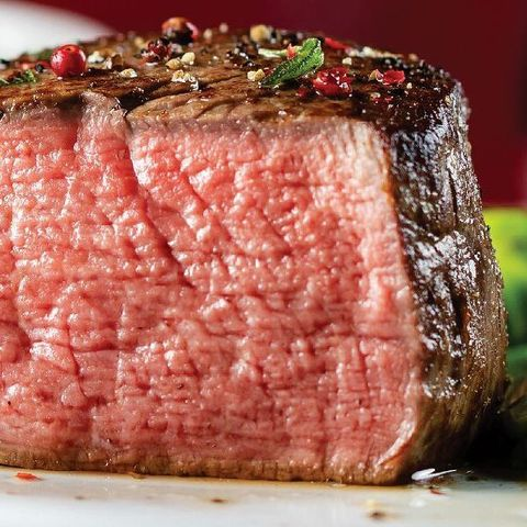 close-up photo of steak