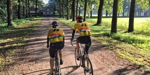 fietsen, hardlopen, leuker, bewijzen