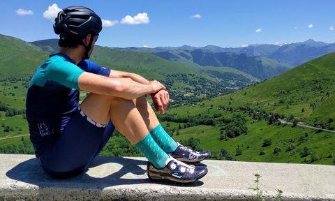 Luigino Verducci, review, test, fietsschoenen, schoenen