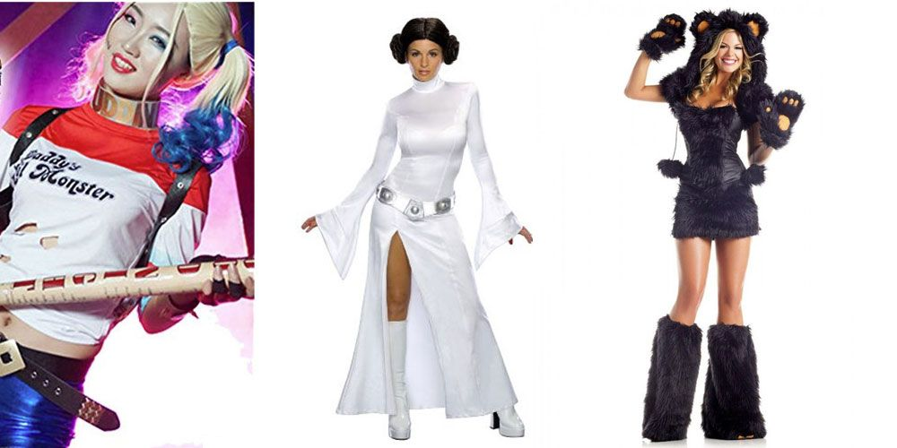 Sexy halloween outfit ideas