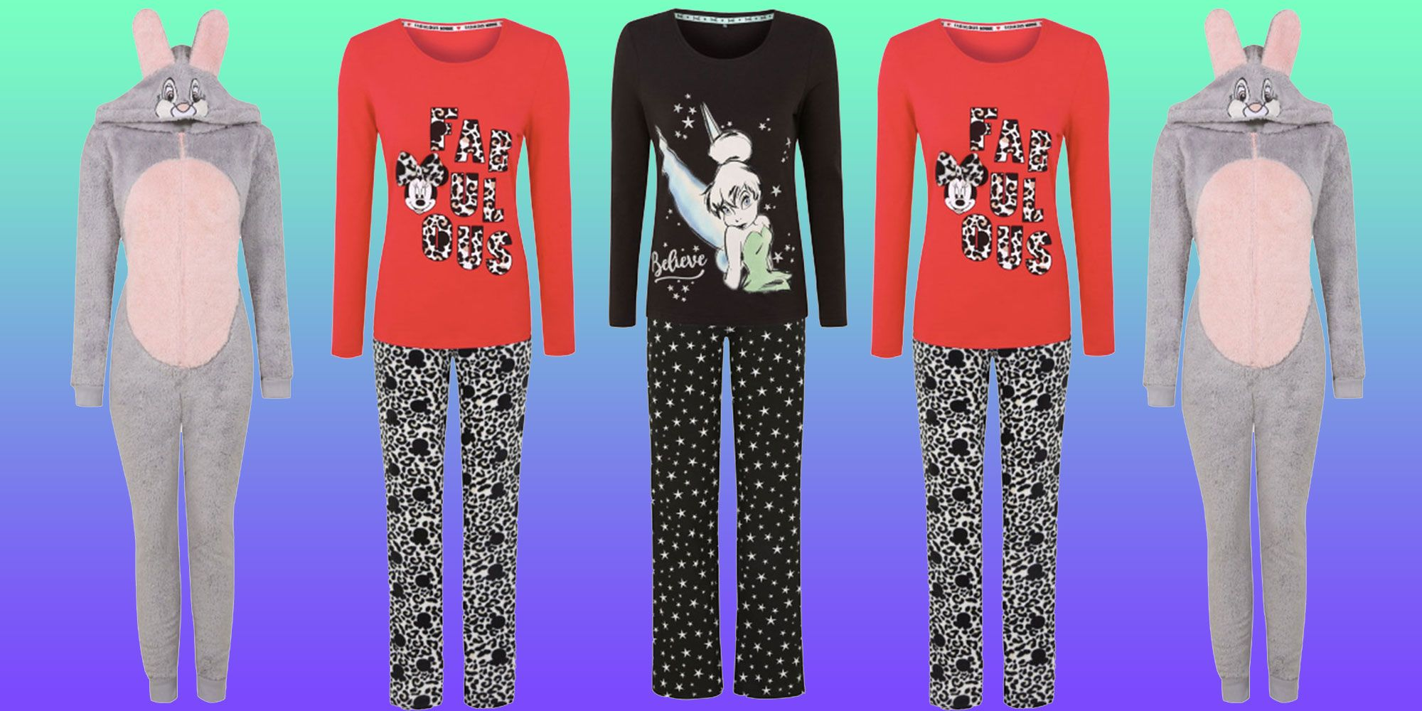 Asda Disney pyjamas