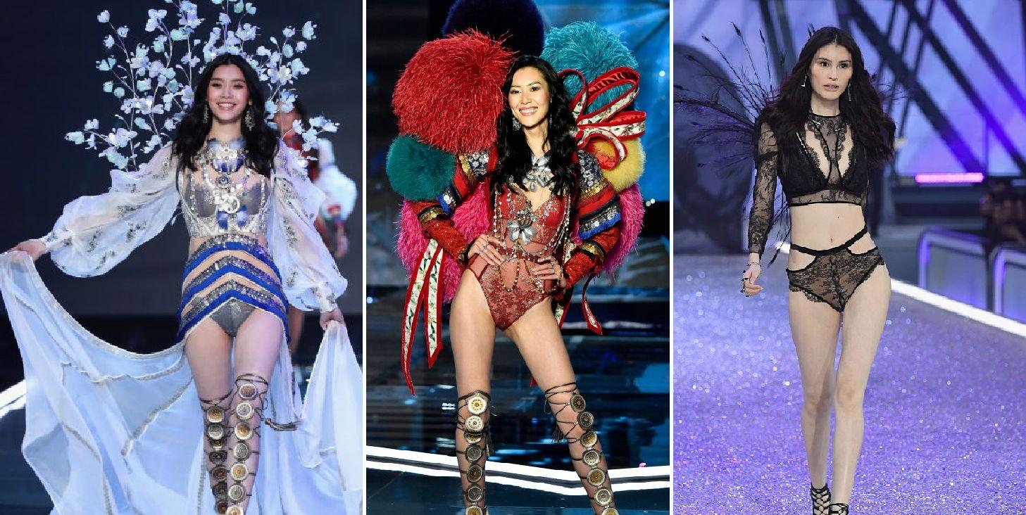 アジア系ヴィクシーモデルの美容術