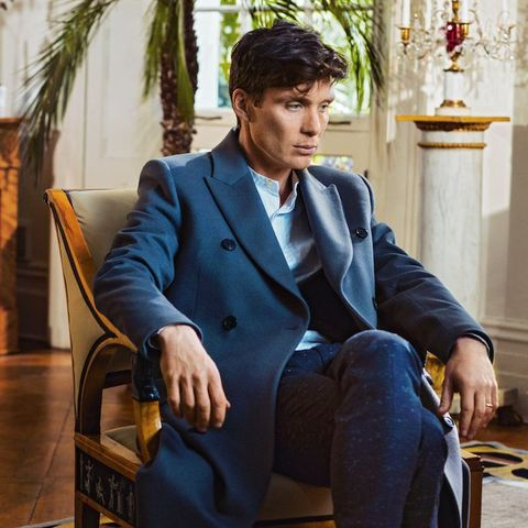 Cillian Murphy, ボンド役次期候補にキリアン・マーフィーが急浮上