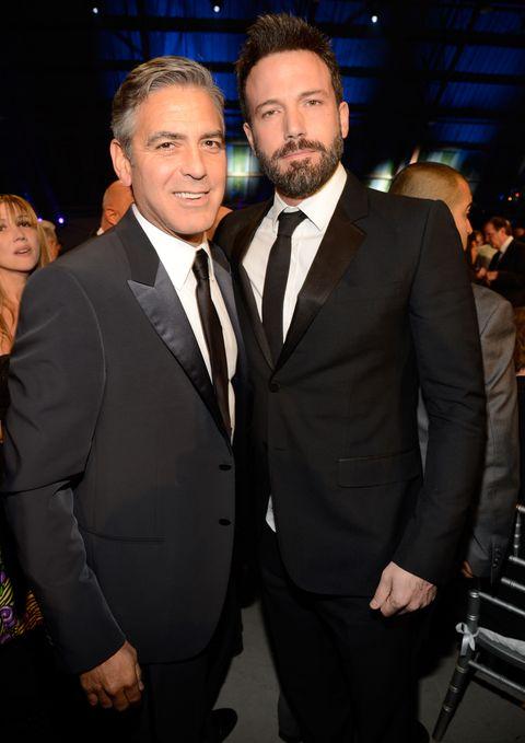 George Clooney Tried To Warn Ben Affleck Off Playing Batman