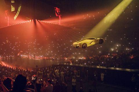 The Man Who Flies Ferraris: Willo Perron Turns Hip-Hop Dreams Into Reality