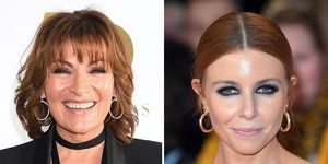 Lorraine Kelly Stacey Dooley Drag Race UK