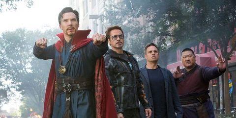 ルッソ兄弟、マーベル、DC、アメコミ、ヒーロー、映画