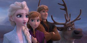 アナ雪2 アナと雪の女王2