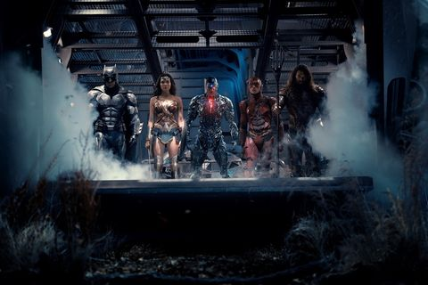 ジャスティス・リーグ、バットマン、スーパーマン、ワンダーウーマン、フラッシュ、サイボーグ、ザック・スナイダー、ワーナー・ブラザース、映画、エンターテインメント