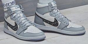 ディオール、ナイキ、ジョーダン ブランド、Air Jordan 1 High OG Dior、スニーカー、シューズ、ファッション、ニュース