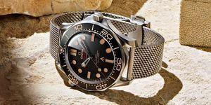 オメガ、シーマスター、シーマスター ダイバー300M 007エディション、時計、007、ジェームズ・ボンド、映画、アイテム