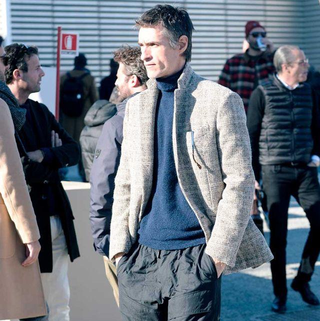 ツイードジャケット, ツイード, ジャケット ,  メンクラ,ファッション