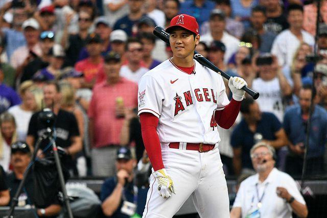 大谷翔平、mlb、メジャーリーグベースボール、野球、ホームランダービー、ロサンゼルス・エンゼルス, アメリカ、海外