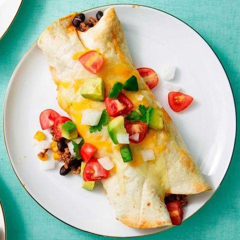Dish, Food, Cuisine, Ingredient, Produce, Staple food, Burrito, Recipe, Breakfast, Mexican food,