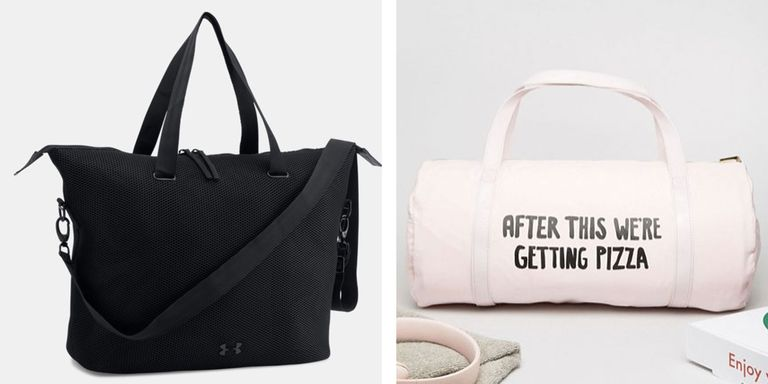 12 Of The Best Gym Bags To Make Carrying Your Kit Work Enjoyable