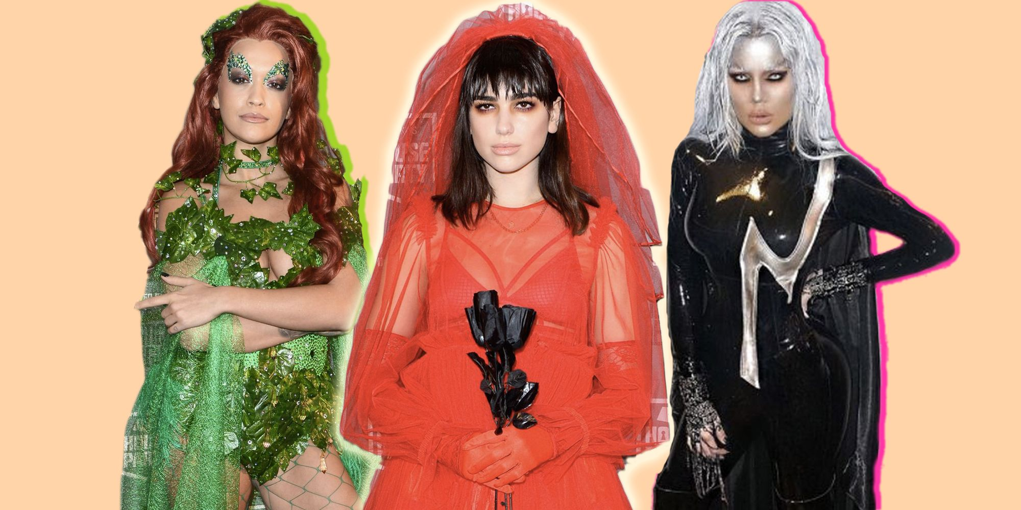 the best celebrity halloween costumes - celebrity fancy dress