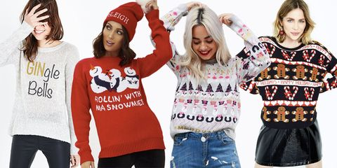 womens christmas jumpers 2018 uk