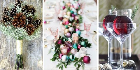 image - Christmas Wedding Decorations Ideas