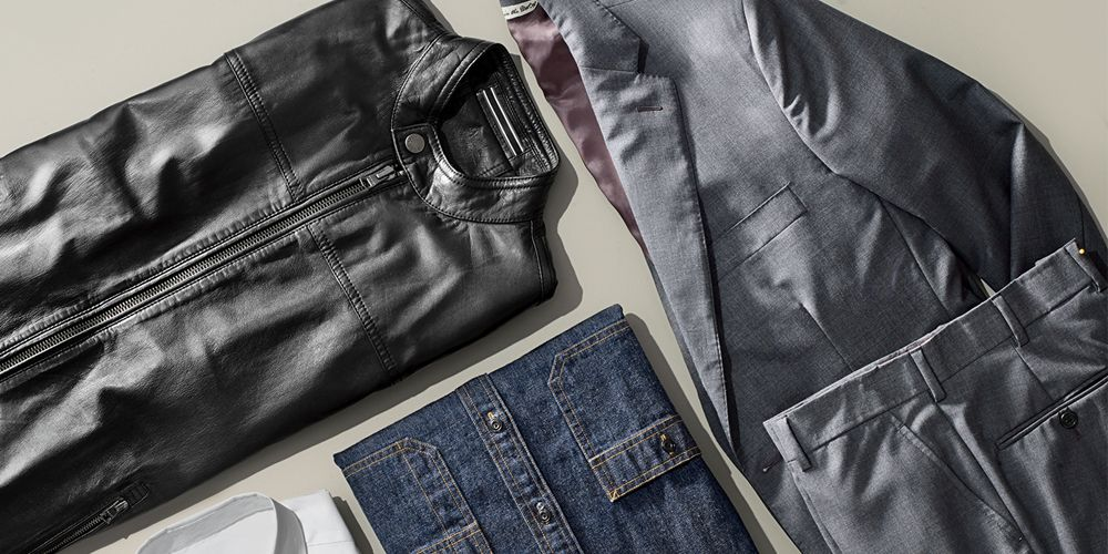 The 9 Pieces of Clothing Every Man Needs In His Closet