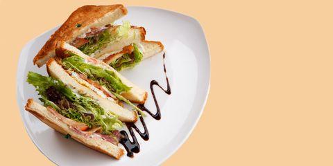 What is a club sandwich