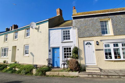Dolls House - one bedroom cottage, Porthleven, Cornwall
