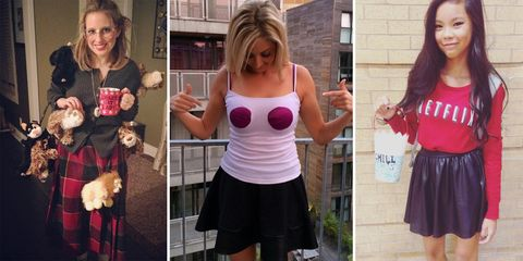 cheap and easy diy halloween costumes