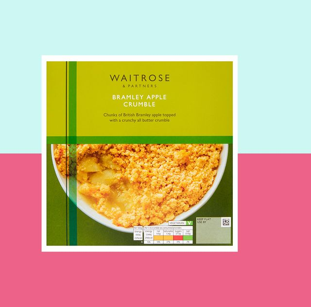 Best Apple Crumble From Supermarkets Including Waitrose And Tesco