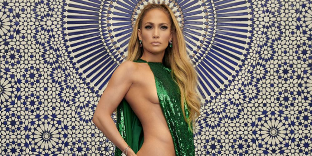 Jennifer Lopez Just Posed Half Literally For Instyle And She Looks Incredible