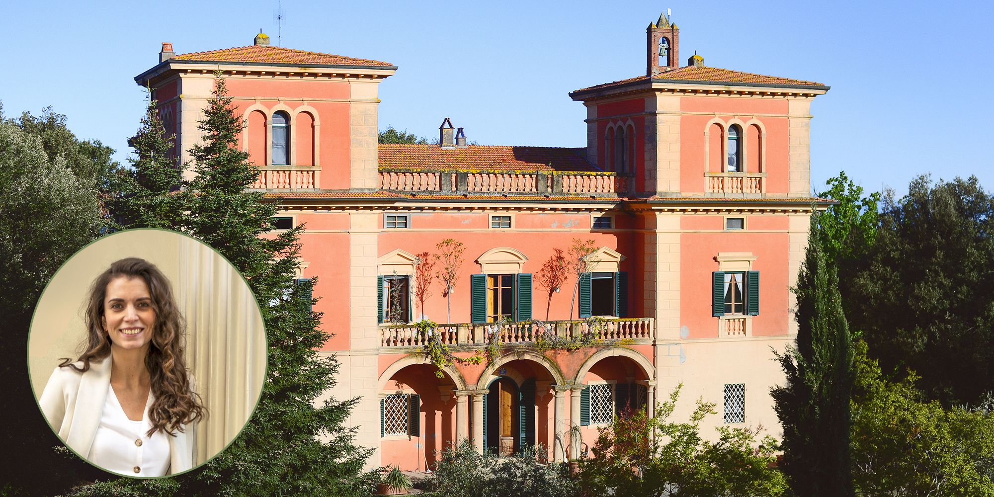 Join CL editor in Tuscany for a green retreat in an eco villa