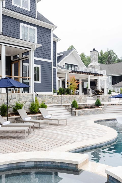 pool, exterior