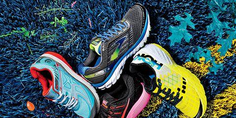 Runner's World 2016 fall shoe review main image