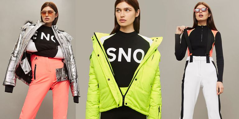 From Fluorescent Ski Jackets To The Best Technical Kit Make Your Wardrobe Complete Our Pick Of This Season S Most Stylish Wear Be Seen