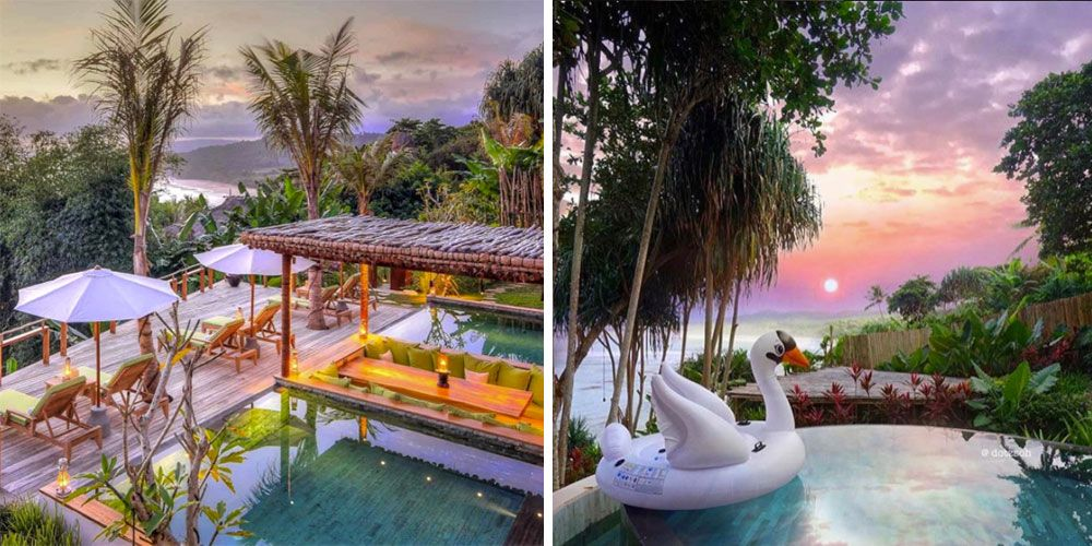 The best hotel in the world is on a remote island in Indonesia