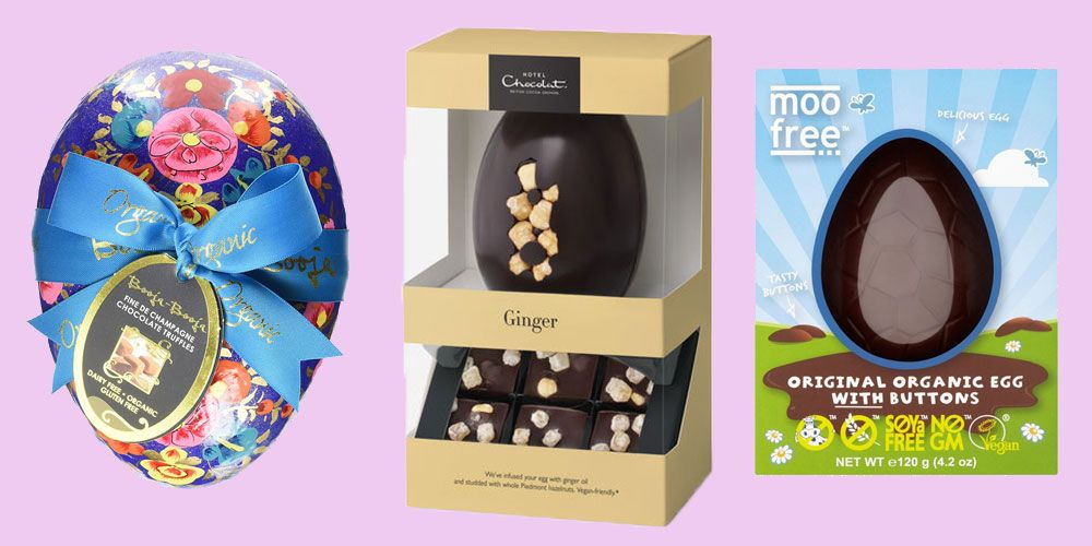 Vegan Easter Eggs
