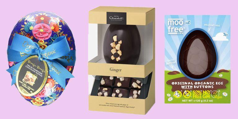 Vegan easter eggs the best dairy free easter eggs for 2018 vegan easter eggs negle Image collections