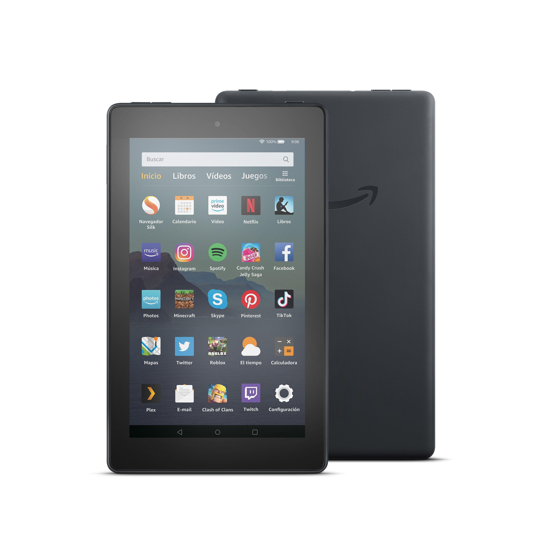 Amazon lanza la nueva Fire HD 7, la tablet con la que querrás ver tus series favoritas